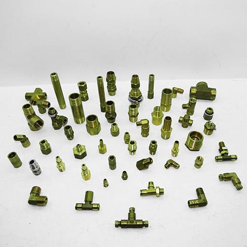 Adaptadores para mangueiras hidráulicas