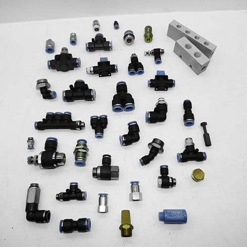 Conexões para mangueiras pneumáticas