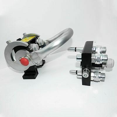 Engate rápido hidráulico alta pressão